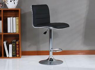 כיסא בר דמוי עור