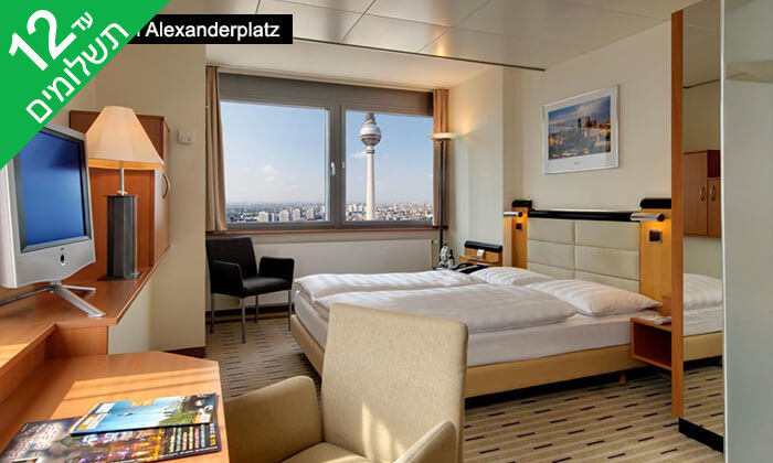 7 חופשה בברלין - שופינג, בתי קפה, גלריות וחיי לילה