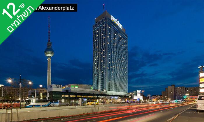 6 חופשה בברלין - שופינג, בתי קפה, גלריות וחיי לילה