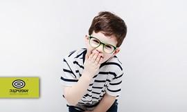 אופטיקנה: משקפי ראייה לילדים