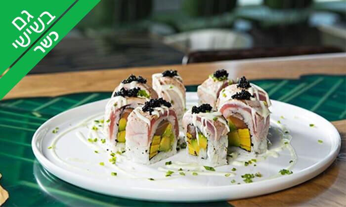 11 ארוחה אסייתית זוגית כשרה במסעדת ניושי, נס ציונה