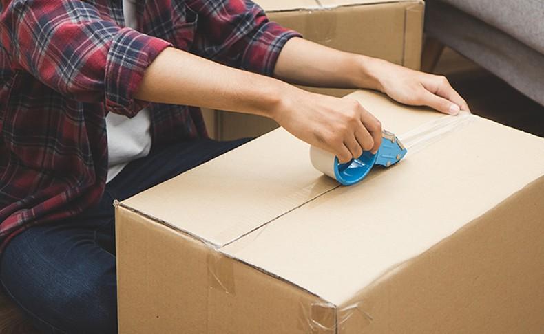 חבילות חומרי אריזה למעבר דירה