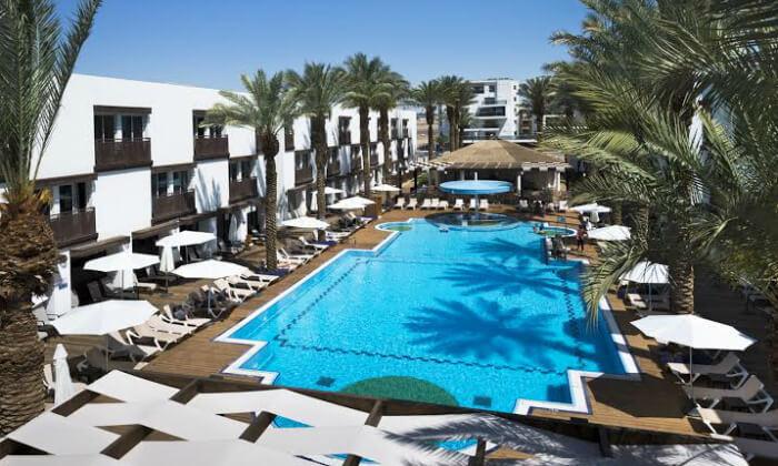 """2 מלון לה פלאיה אילת, כולל טיסות - תקף גם בסופ""""ש"""