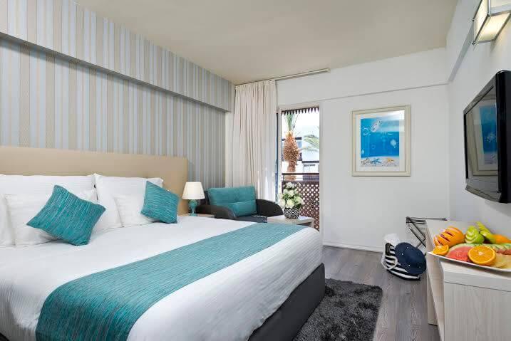 """8 מלון לה פלאיה אילת, כולל טיסות - תקף גם בסופ""""ש"""