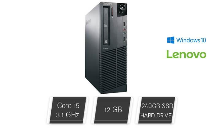 2 מחשב נייח LENOVO