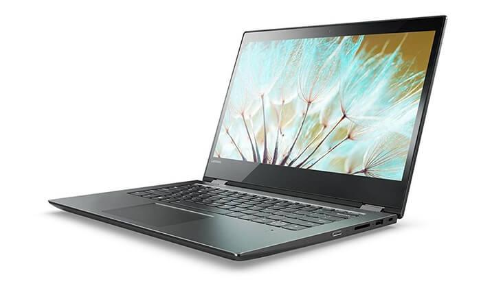 3 מחשב נייד Lenovo עם מסך מגע 15.6 אינץ' - משלוח חינם