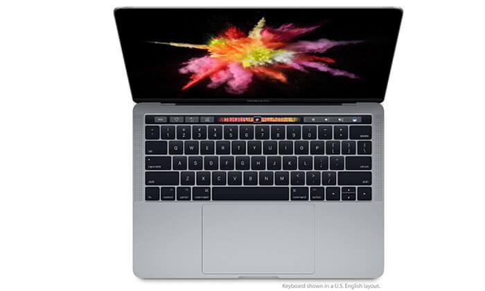 """4 מחשב נייד Apple עם מסך מגע """"13.3 - משלוח חינם"""