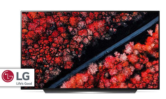 טלוויזיה SMART 4K LG, מסך 77 אינץ'