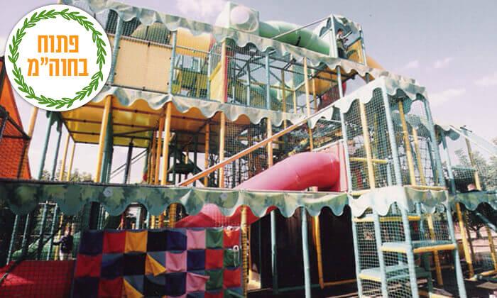 5 מקלט הקופים הישראלי - כניסה ופעילויות ביער בן שמן