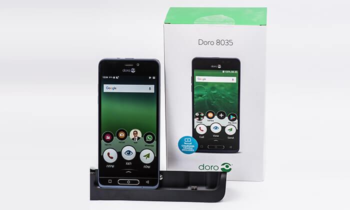 4 סמארטפון לאנשים מבוגרים 7.1 אינץ' - משלוח חינם
