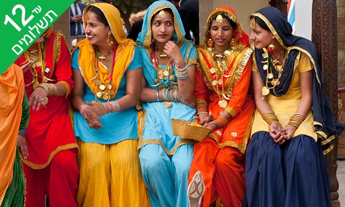 3 דרום הודו וקרלה - ארץ התבלינים והימים