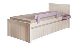 מיטת ילדים מעץ אורן מלא