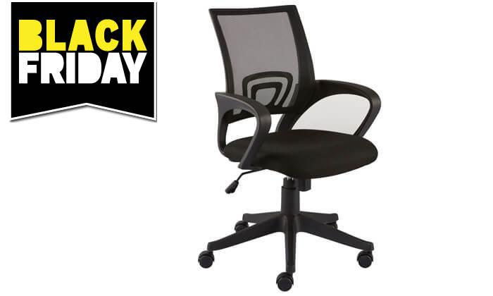 2 כיסא משרדי אורטופדי