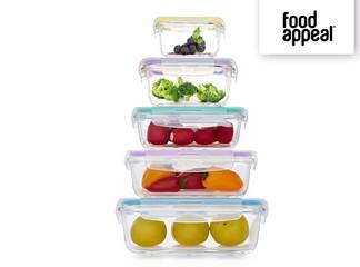 5 קופסאות פוד אפיל Food appeal