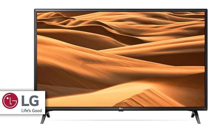 טלוויזיה SMART 4K LG, מסך 70 אינץ'