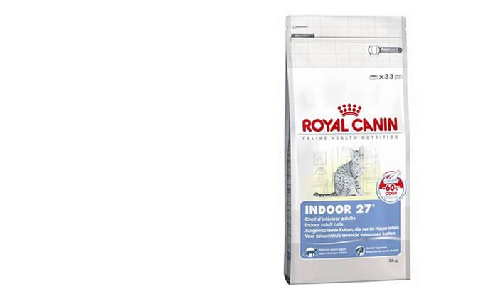 """10 שק מזון יבש 4 ק""""ג לחתולים Royal Canin"""
