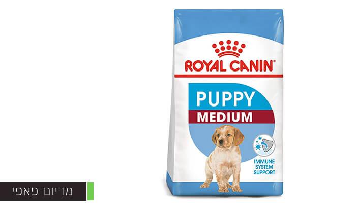 10 שק אוכל לכלב Royal Canin