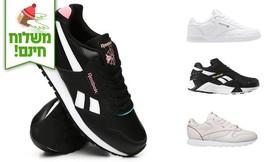 נעלי סניקרס Reebok לנשים ונוער