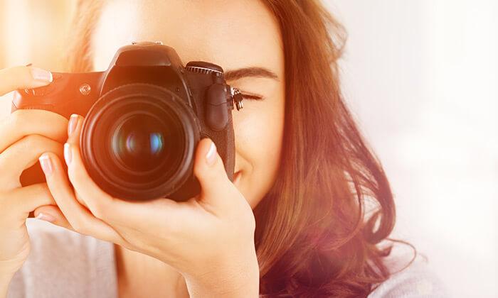 3 קורס צילום מקצועי בהדרכת אמן הצילום ז'ק דנטס