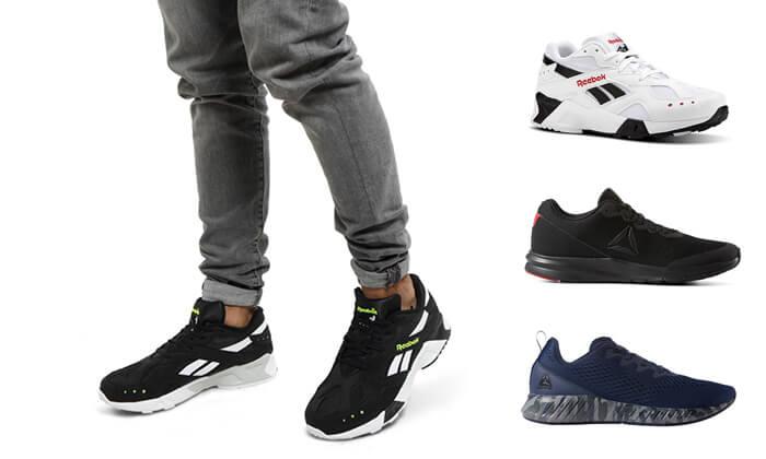 2 נעלי Reebok לגברים