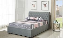 מיטת נוער מרופדת HOME DECOR