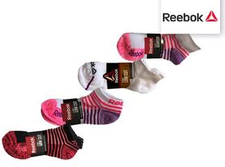 18 זוגות גרביים לנשים Reebok