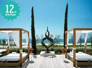 חופשה חלומית בבאקו מלון 5*
