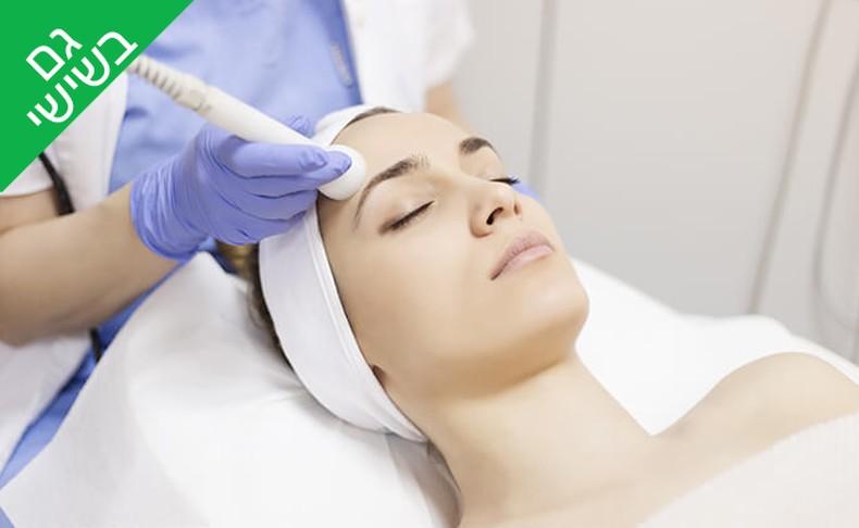 טיפול יופי בקליניקת MCosmetic