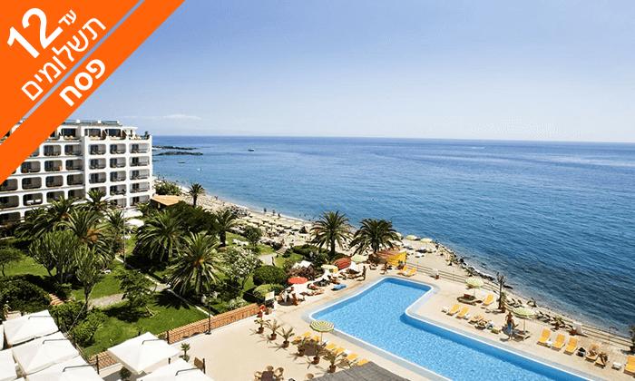 2 חופשה בסיציליה - ים כחול, נופים משגעים ואוכל מעולה, כולל פסח