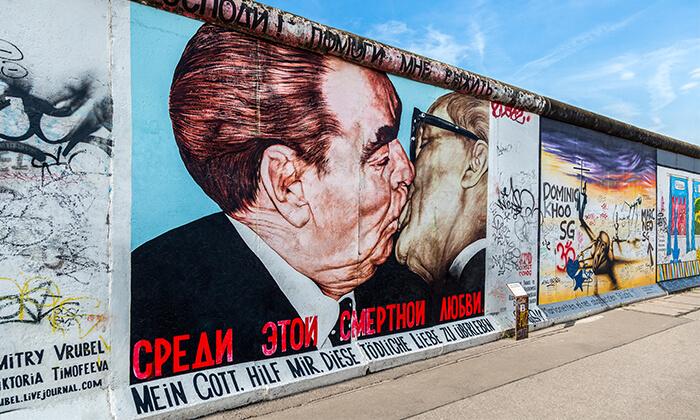 2 סיור חורף מקיף בברלין בין האתרים הכי שווים בעיר - ברגל וברכב