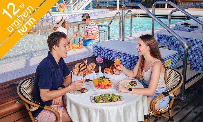 """7 הפלגת סופ""""ש לקפריסין עם מנו ספנות - קרוז של חוויות, שמש, שפע של אוכל והרבה ים"""