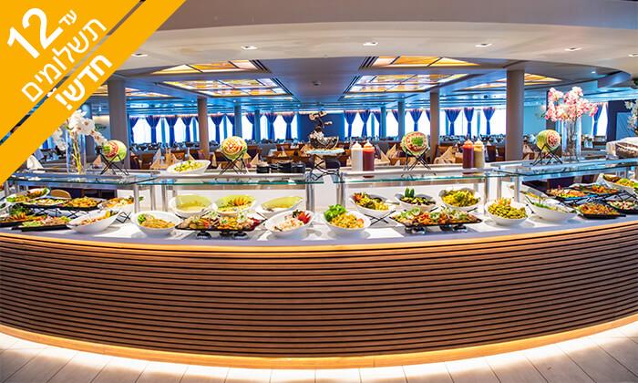 """6 הפלגת סופ""""ש לקפריסין עם מנו ספנות - קרוז של חוויות, שמש, שפע של אוכל והרבה ים"""