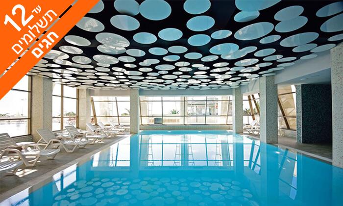 """2 בטומי - שופינג, קזינו, אתרים ומלון 5 כוכבים מפנק, כולל סופ""""ש וחנוכה"""