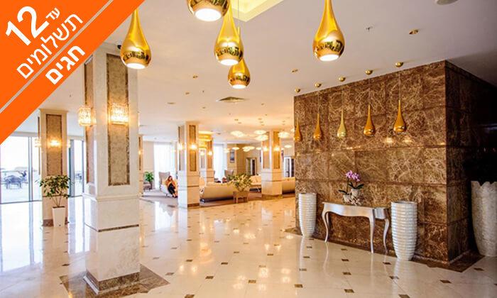 """15 בטומי - שופינג, קזינו, אתרים ומלון 5 כוכבים מפנק, כולל סופ""""ש וחנוכה"""