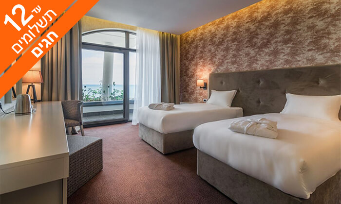 """11 בטומי - שופינג, קזינו, אתרים ומלון 5 כוכבים מפנק, כולל סופ""""ש וחנוכה"""