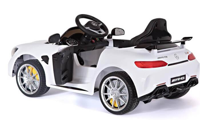 6 רכב מרצדס ממונעלילדים GTR