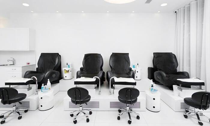 4 הסרת שיער בקליניקת The beauty lounge, צפון תל אביב