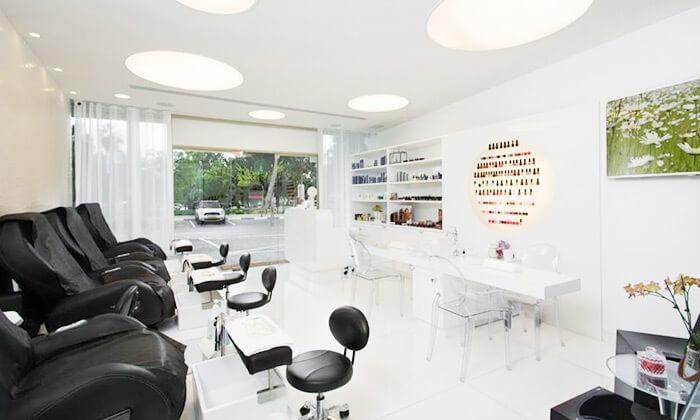 5 הסרת שיער בקליניקת The beauty lounge, צפון תל אביב