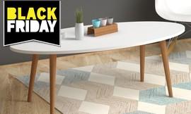 שולחן סלון אובלי TUDO DESIGN
