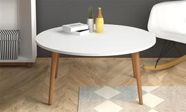 שולחן סלון עגול TUDO DESIGN