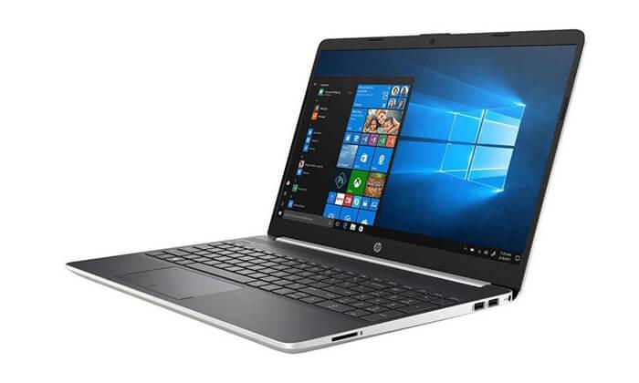 4 מחשב נייד HP עם מסך מגע 15.6 אינץ'