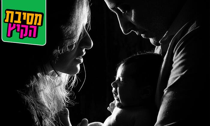 2 צילומי הריון, משפחה או ניו בורן
