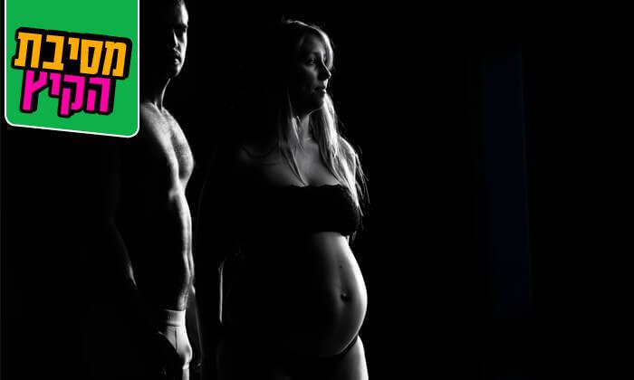11 צילומי הריון, משפחה או ניו בורן