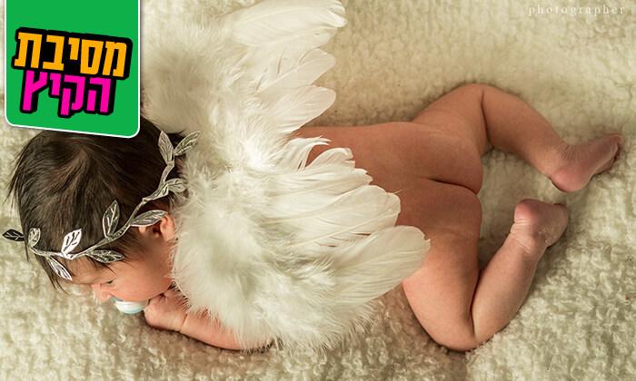 12 צילומי הריון, משפחה או ניו בורן
