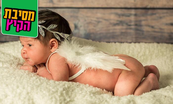 13 צילומי הריון, משפחה או ניו בורן