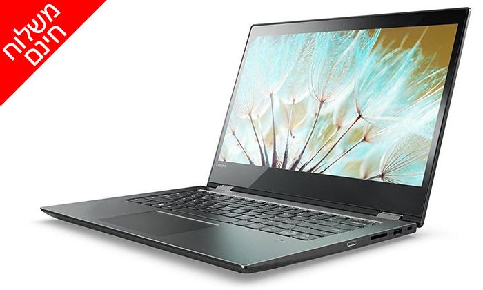 """3 מחשב נייד לנובו LENOVO עם מסך מגע """"14 - משלוח חינם"""