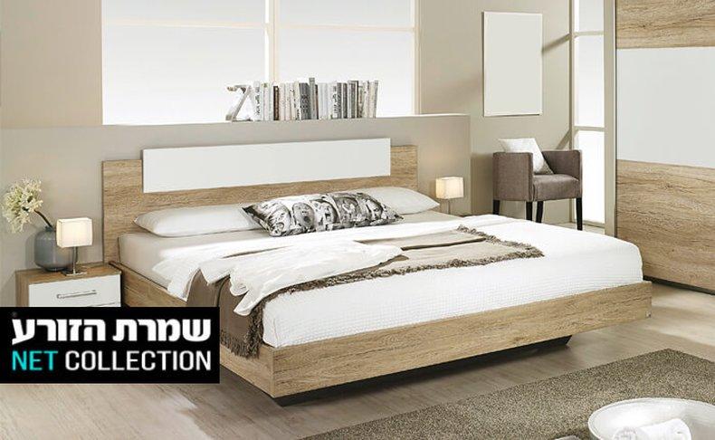 חדר שינה ומזרן קפיצים מבודדים