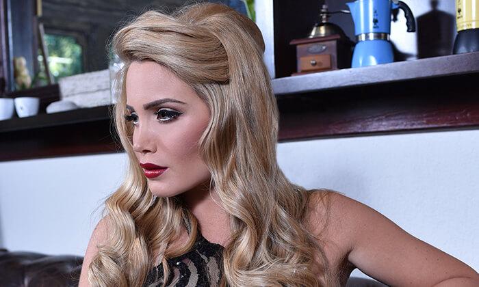 3 תספורת, החלקה וטיפולי שיער אצל אהוד אלבז - סלון יופי בחיפה