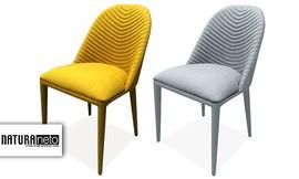 4 כיסאות לפינת אוכל ZEN