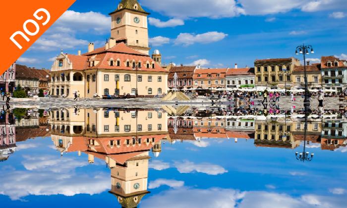 7 טיול מאורגן 8 ימים ברומניה - מלכים, נסיכות וערפדים